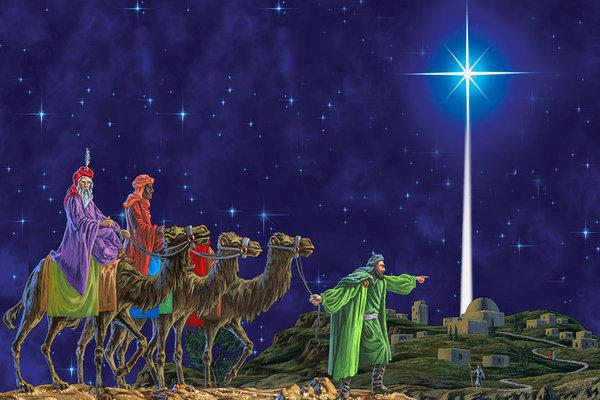 Вифлеемская звезда. Музыка Рождества