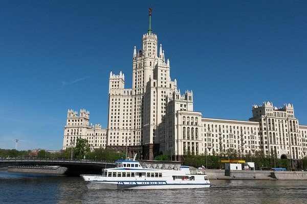 Москва киношная