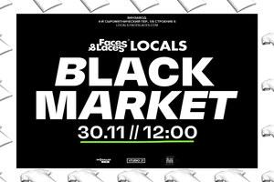 Faces&Laces Locals Black Market