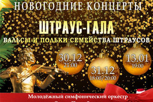 Новогодний Штраус-гала