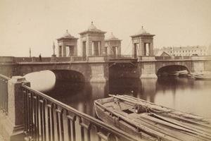Петербург в фотографии XIX века