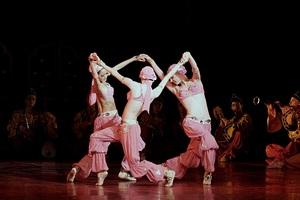 Балеты: «Половецкие пляски, Шопениана, Шехерезада»