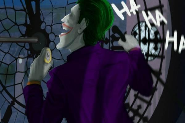Джокер: праздник отменяется