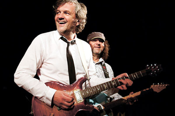 Emir Kusturica & The No Smoking Orchestra