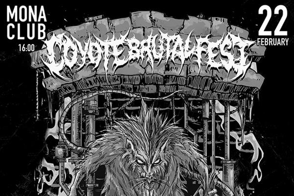 Coyote Brutal Fest