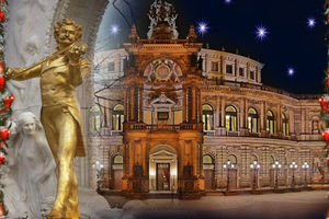 Новогодний Штраус-гала во дворце