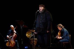 Рождественский концерт ансамбля Ихтис