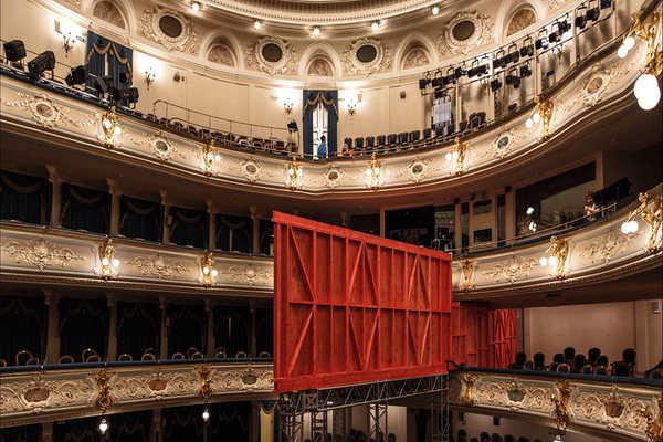 Фанерный театр. Программа современного искусства в БДТ