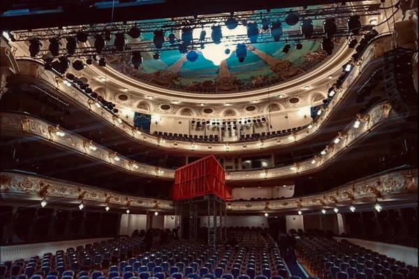 «Архитектон Тета» Бориса Филановского в Фанерном театре