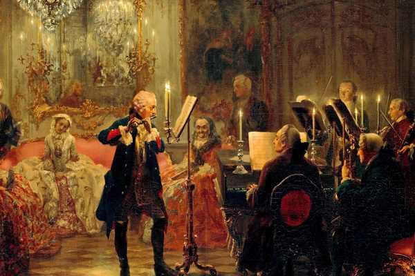 Органная музыка от Барокко до Романтизма