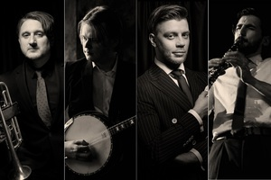 Moscow Ragtime Band Trio