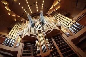 Пасхальный Гранд Орган Гала. Моцарт «Реквием» и Великие органные шедевры