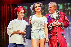 Cabaret&Comedy «Миллион биткойнов для любимой»