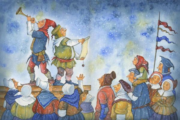 Истории, рассказанные в детской