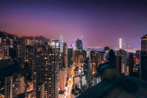 Urban-фотография: съемки в экстремальных условиях