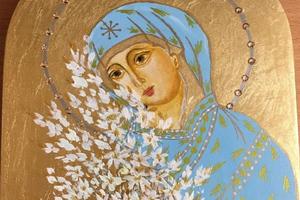 Художественная летопись Светланы Мучновой. Выставка икон