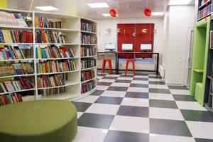 Библиотечный центр «Маяк»