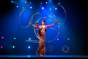 Цирковое шоу «Новый год: Легенды пиратов»