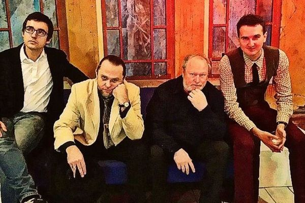 Suvorov's Blues на сцене White Night