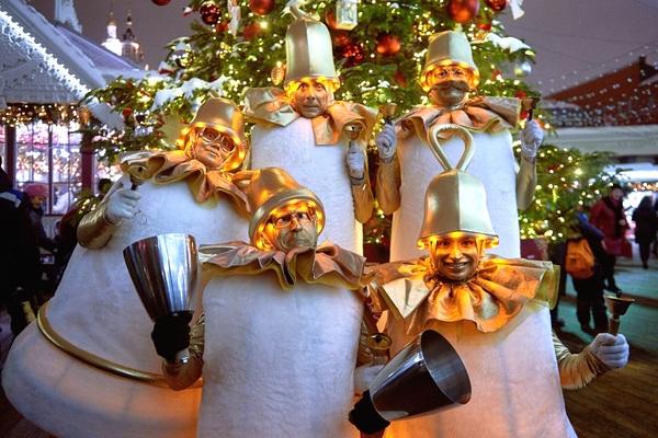 Фестиваль уличных театров «Новый год и Рождество»