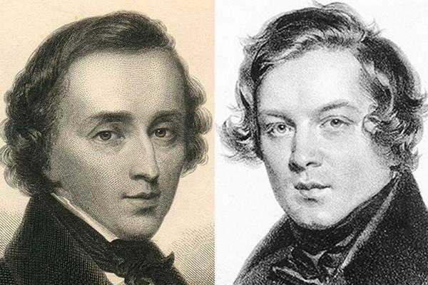 Два гения — два юбилея: Ф. Шопен, Р. Шуман. Вечер шестой