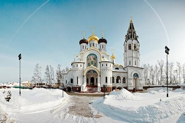 В Звенигороде