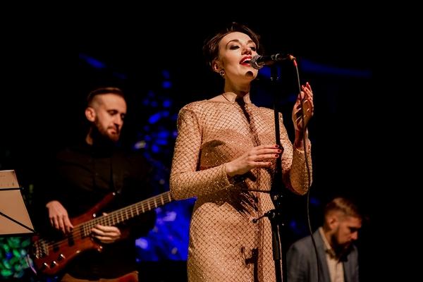 Sasha Magerova Band
