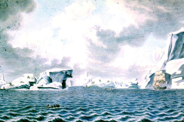 К берегам Антарктиды и Арктики. К 200-летию открытия Антарктиды