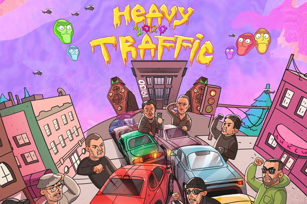 Heavy Traffic 2020: GUF, SLIMUS и др.