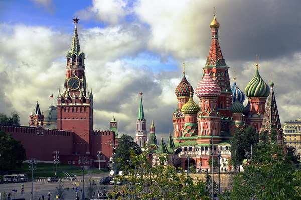 Вокруг Кремля за 80 минут