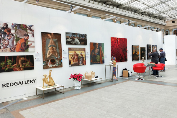 Московская художественная ярмарка