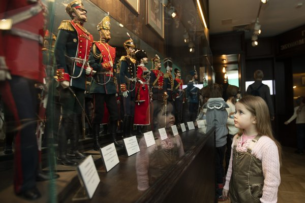 23 февраля в Музее военной формы