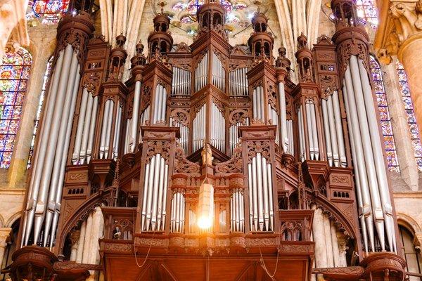 Органная музыка Баха. «Двенадцать хоралов»