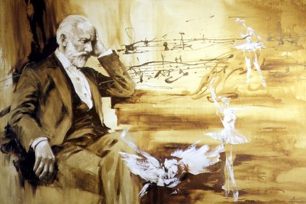 Любимые композиторы П.И. Чайковского