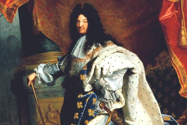 При дворе Людовика XV