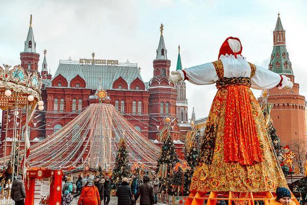Московские сезоны «Фестиваль Масленица»