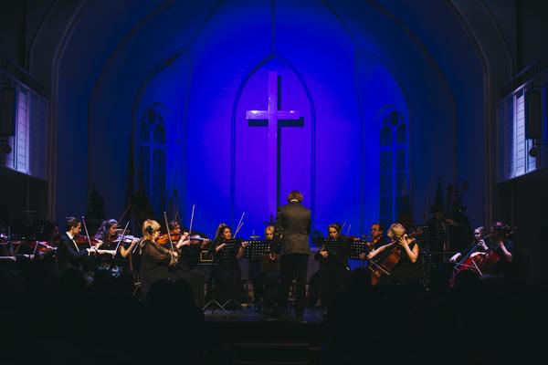 Триумфальный Орган. Голос, Труба, Балет