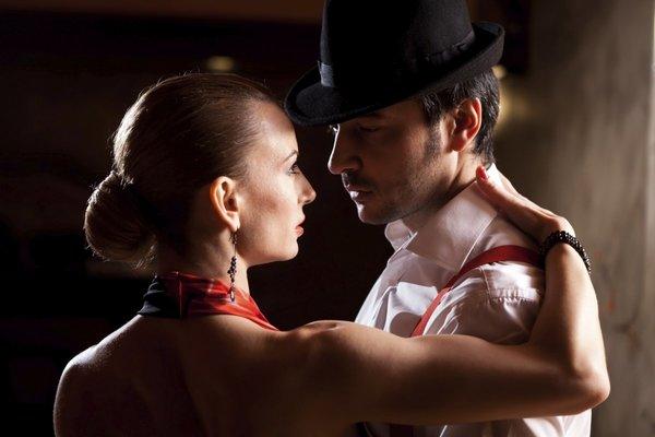 Погружение в танго
