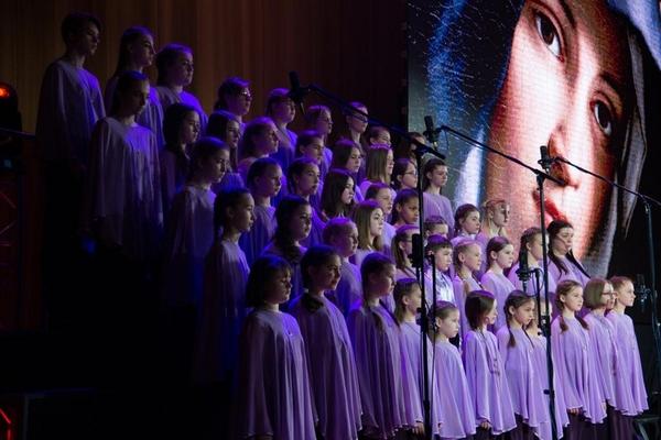 Фестиваль хоров воскресных школ
