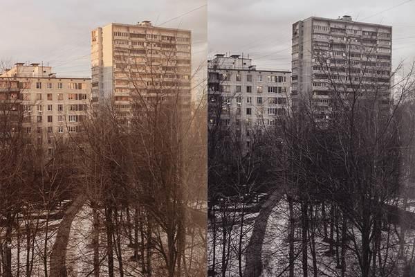 Москва. Коньково. Перезагрузка