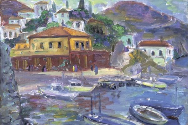 Гидра — остров художников и поэтов