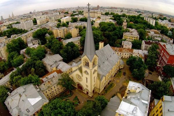 Кафедральный собор Петра и Павла