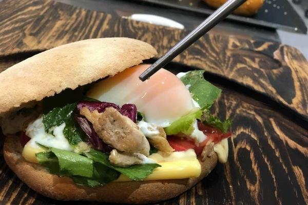 Street Food: бургеры и сэндвичи