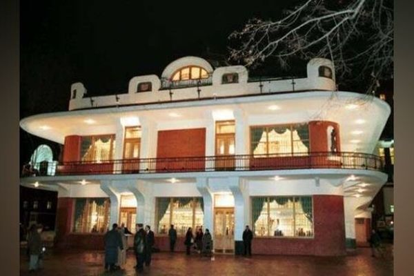 «Литература и опера» (Пушкин и Шекспир), Театр «Новая опера», дирижер А. Самоилэ
