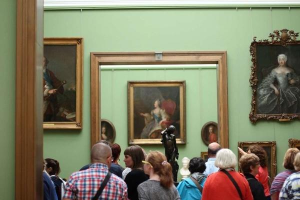 Шедевры Третьяковской галереи: Simply The Best
