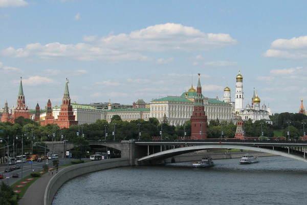 Москва литературная