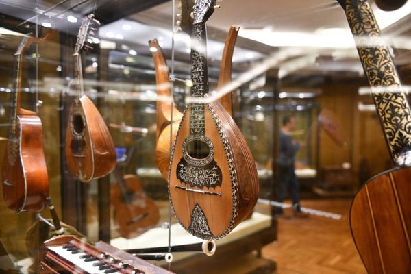 Российский национальный Музей музыки: виртуальный тур