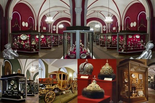 Виртуальные выставки музеев Московского Кремля