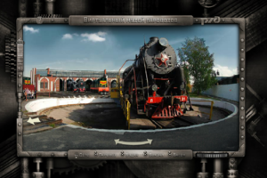 Виртуальная выставка паровозов