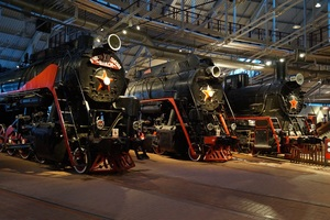 Онлайн экскурсии. Музей Железных дорог России